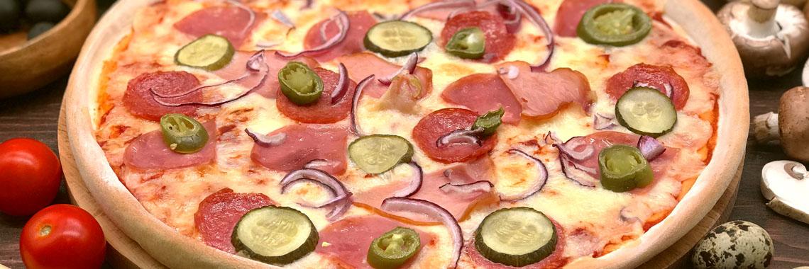 3 пиццы за 999 рублей!
